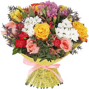 Купить цветы в ступино